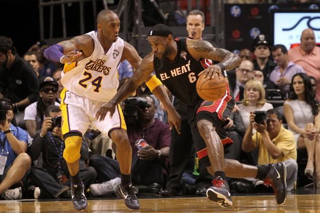 L.A. Lakers vs Miami Heat: Who Has the Edge?