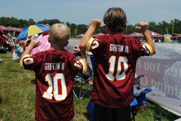 10 Reasons Why the Redskins' Offense Will Be Potent in 2012