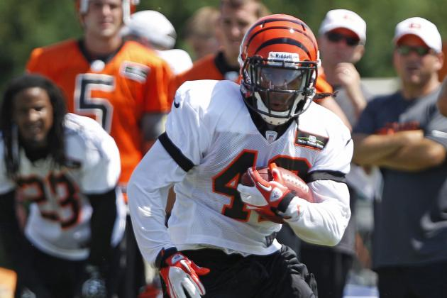6 Cincinnati Bengals Impressing in Training Camp
