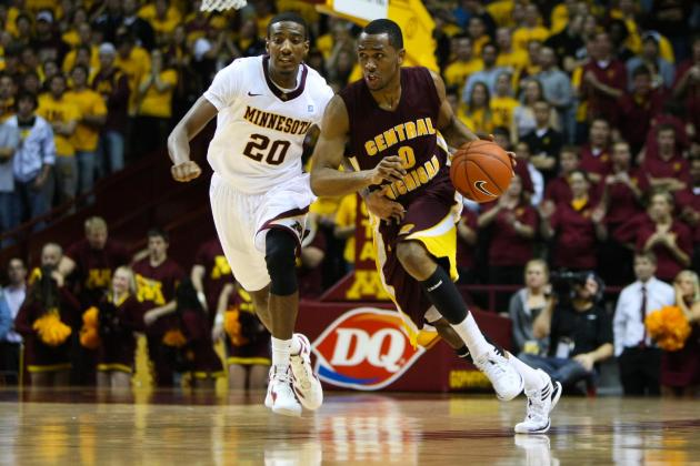 College Basketball's Top 20 Transfers for 2012-13