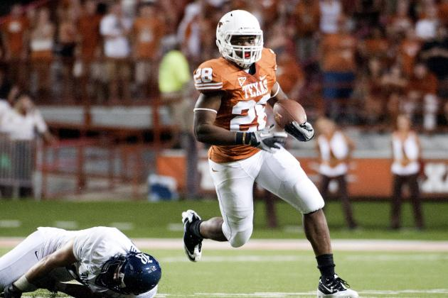 Texas Football: Pressure on Run Game Will Be Too Much for Longhorns to Handle