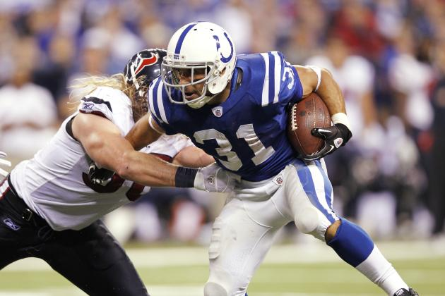 5 Reasons to Draft Donald Brown in Your Fantasy Football League