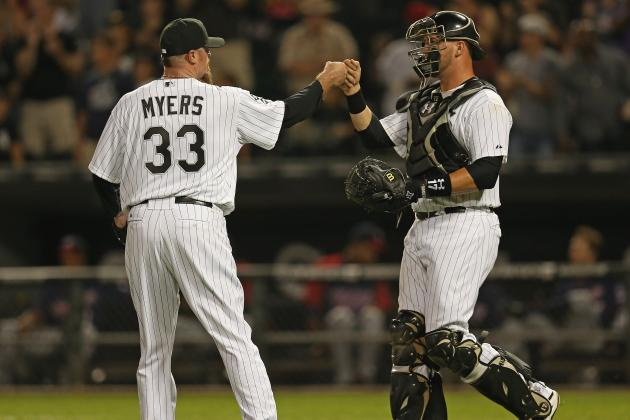 5 Reasons Robin Ventura Should Turn to Brett Myers as the White Sox Closer