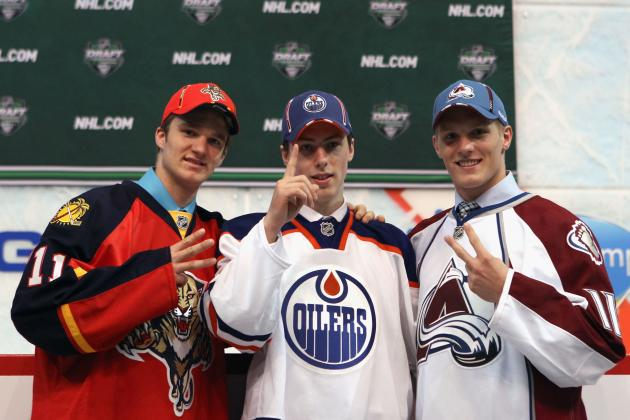 NHL Player Rankings: Top 40 Non-Rookie, 21-and-Under Players