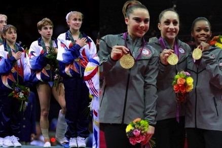 US Olympic Gymnastics Team 2012: Has Fab 5 Surpassed Magnificent 7?