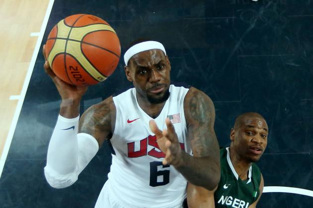 Olympic Basketball Results 2012: Team USA and Other Winners from Day 6