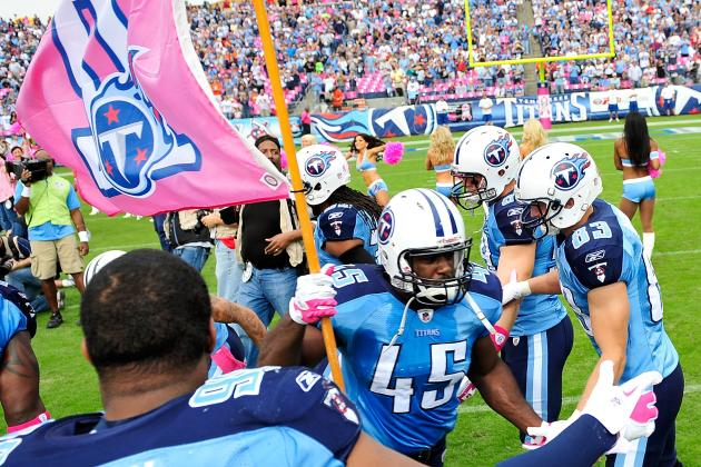 5 Positional Battles That Will Shape the Tennessee Titans' 2012 Season