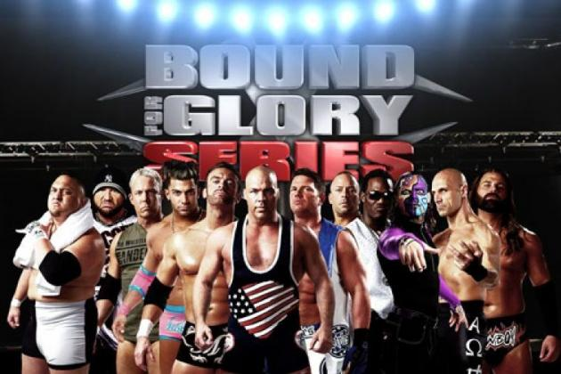 5 Reasons TNA's 'Bound for Glory Series' Doesn't Draw