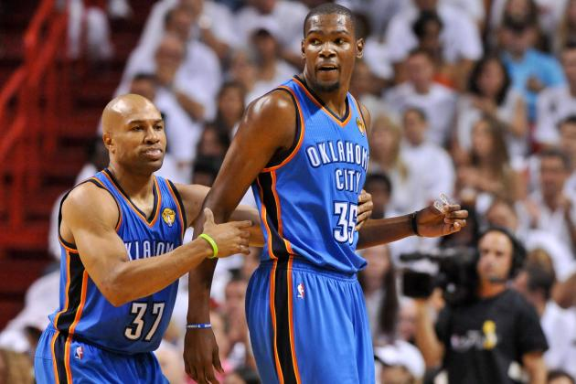 Oklahoma City Thunder Must Make 5 Critical Adjustments to Win 2013 NBA Title
