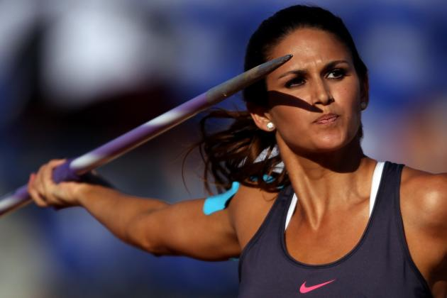 Leryn Franco: 2012 Olympics Track and Field Schedule, Outlook and More
