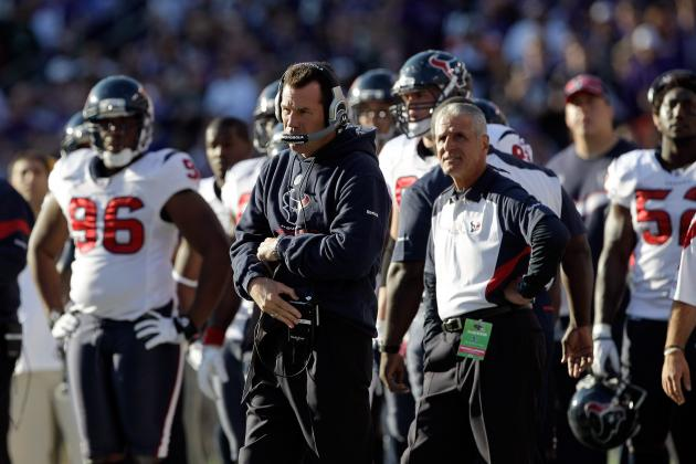 Debunking the Biggest Myths About the Houston Texans in 2012