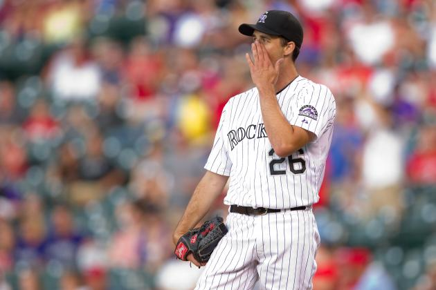 7 Creative Ways to Fix the MLB's Worst Pitching Rotation