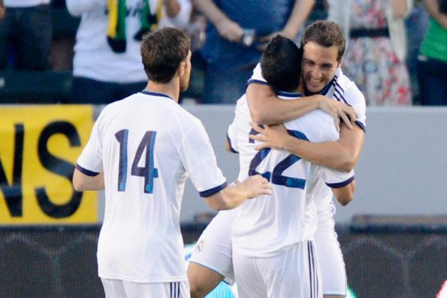 Real Madrid vs. Los Angeles Galaxy: 6 Things We Learned