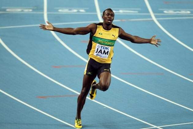 Usain Bolt 2012 Olympics: Results, Analysis and More