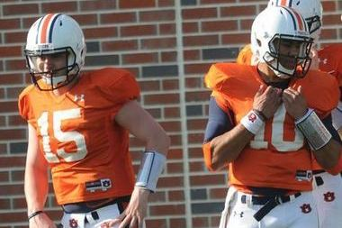Auburn Football: How the QB Battle Stacks Up After the First Days of Camp