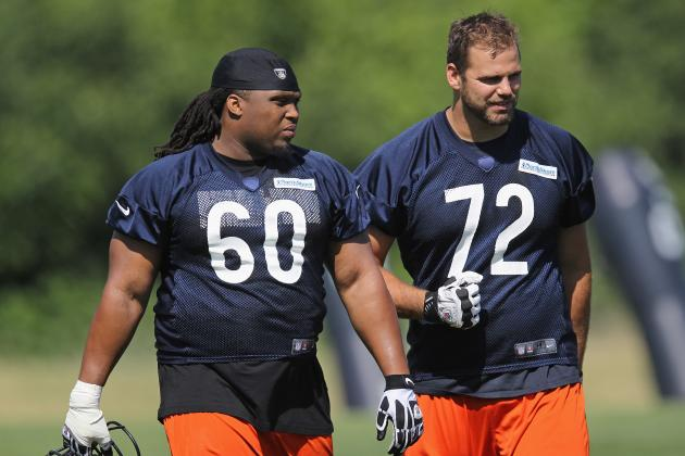 Chicago Bears Roster 2012: Latest News, Cuts, Preseason Predictions