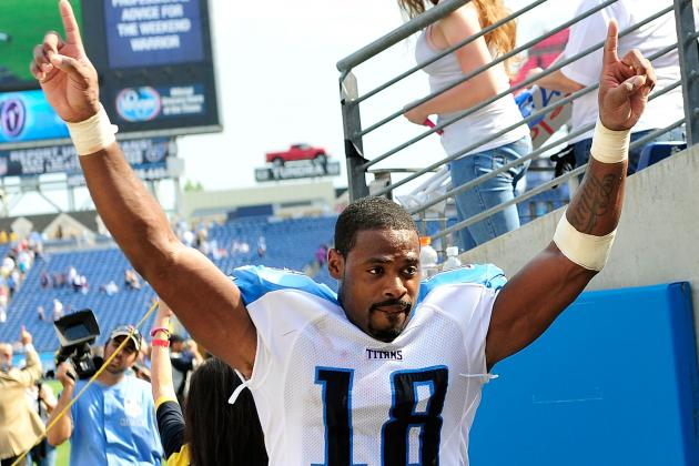 Titans Preview by Position: Receivers and Tight Ends