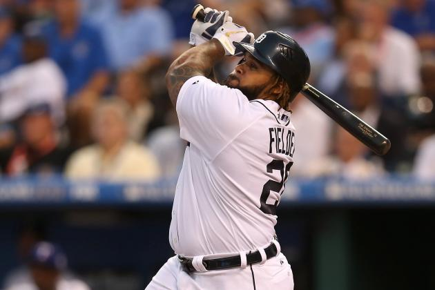 Detroit Tigers: 4 Reasons Behind Prince Fielder's Drop in Home Run Power in 2012