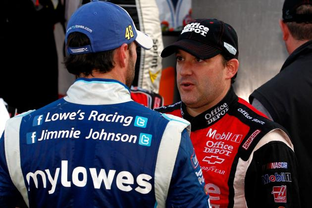 NASCAR's Toughest Drivers on the Sprint Cup Circuit