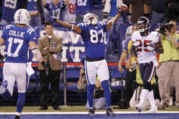 5 Reasons to Draft Reggie Wayne in Your Fantasy Football League