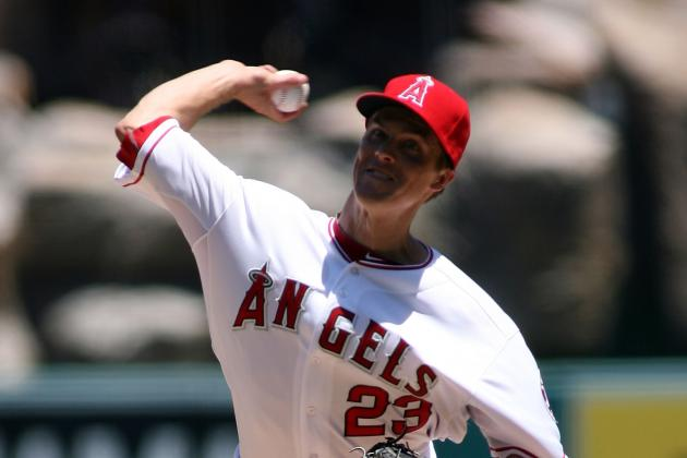 Re-Ranking All 30 MLB Pitching Rotations After the 2012 Trade Deadline
