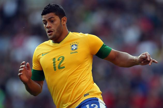 Hulk, Damiao, Neymar and Pato: Power Ranking the Brazil Strikeforce at Olympics