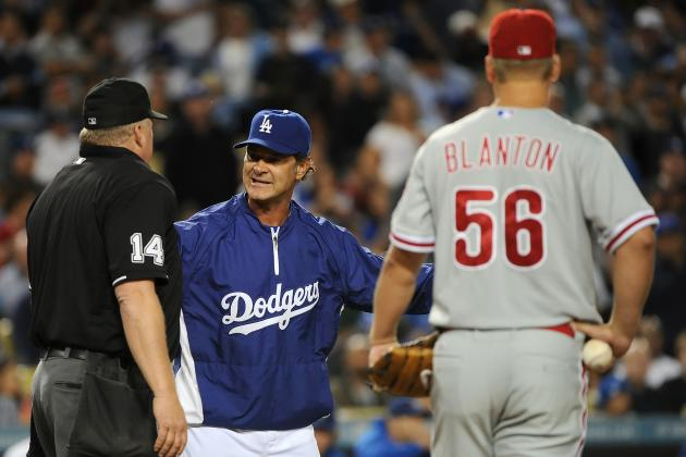 Los Angeles Dodgers: 4 Reasons Why Joe Blanton Is a Major Upgrade for Dodgers