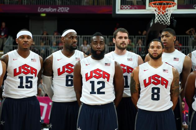 Olympics 2012: Which Team USA Basketball Players Are Under the Most Pressure?