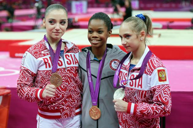 Olympic Gymnastics 2012 Medals: Predicting Medalists for Each Individual Event