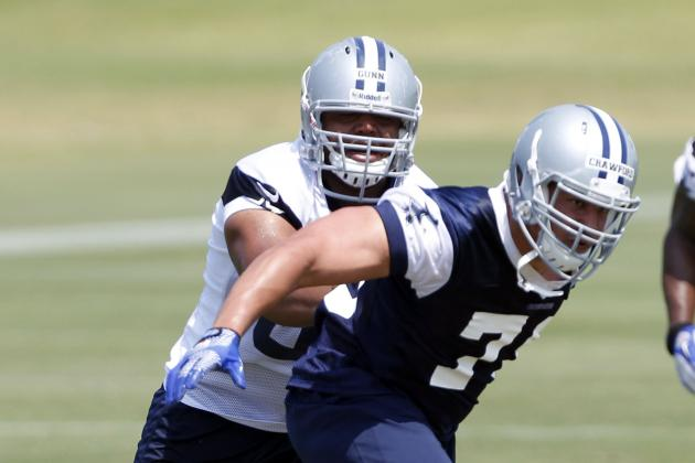Dallas Cowboys: Which Rookies Will Make Instant Impacts in 2012-13 Season