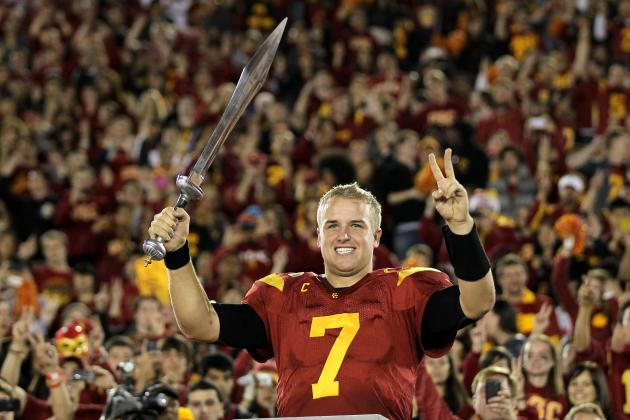 How Does the USA Today Preseason Poll Alter USC's BCS Path?