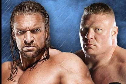 WWE: 7 X-Factors in the Brock Lesnar/Triple H Match