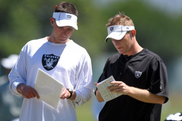 Oakland Raiders: 5 Keys to Reach Their Full Potential in 2012