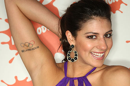 The 40 Hottest Indoor Olympic Athletes
