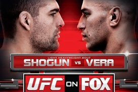 UFC on FOX 4: Shogun Rua vs. Brandon Vera Drinking Game