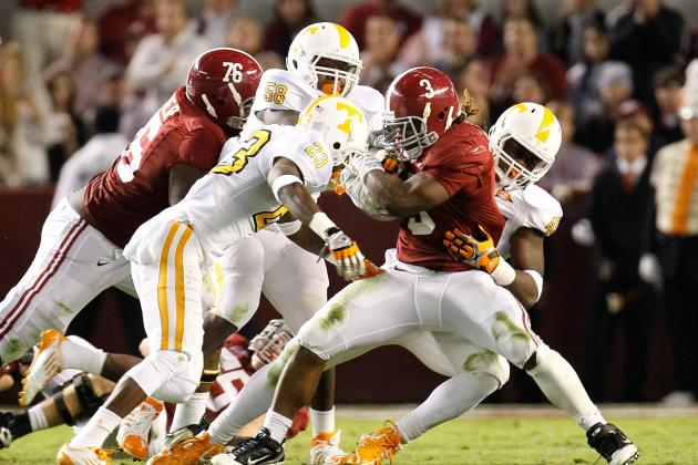 Tennessee Volunteers Football 2012: A Look at the Vols Defense