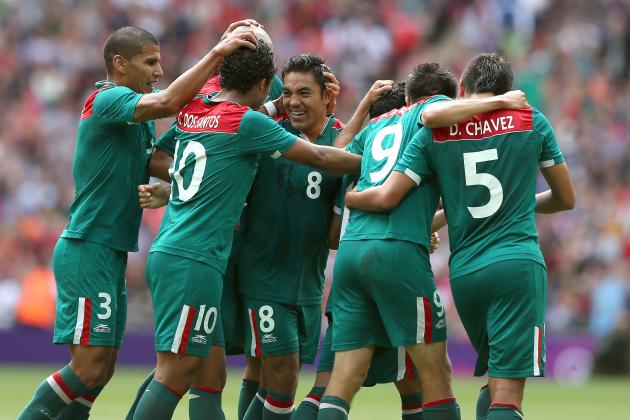 Mexico Olympic Soccer Team 2012: 6 Things El Tri Must Do to Defeat Japan