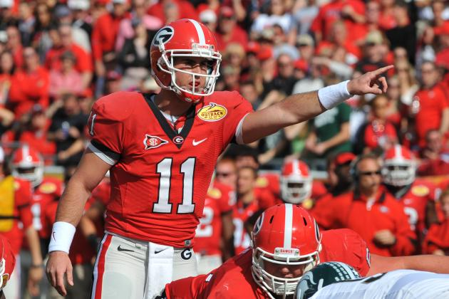 SEC Football: Power Ranking the Starting Quarterbacks in the SEC