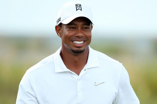 PGA Championship Favorites 2012: Championship Odds for World's Top Players