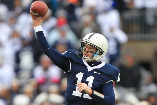 Matt McGloin and 5 Players That Must Step Up for Penn State in 2012