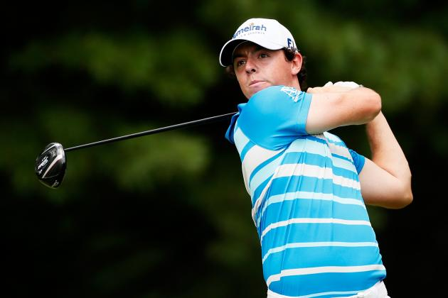 WGC-Bridgestone 2012: Rory McIlroy and 5 Contenders Who Could Win