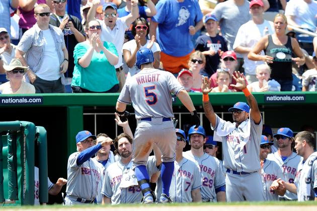 David Wright Leads MLB's 10 Biggest Road Warriors