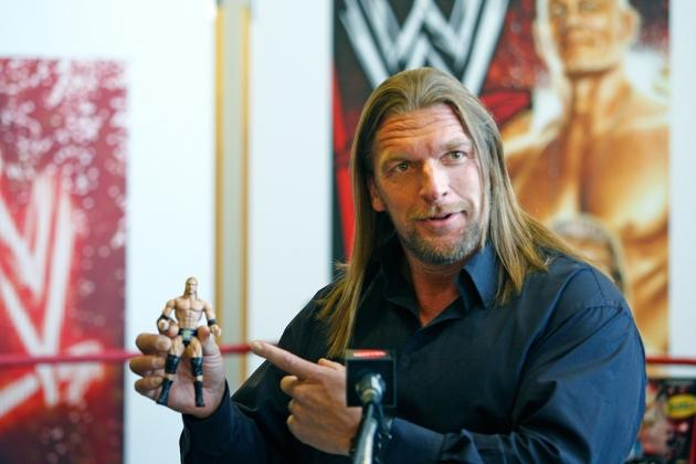 Triple H's Corporate Action Figure and the WWE's 10 Best Dressed Wrestlers