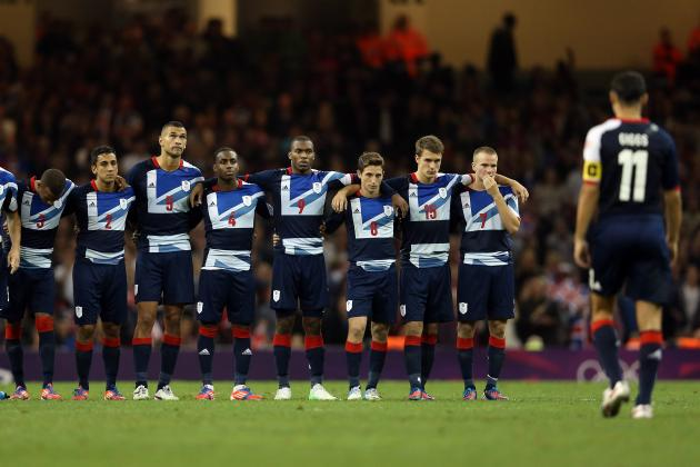 Great Britain Olympic Soccer Team 2012: Rating Team GB After Quarterfinal