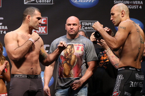 Shogun Rua vs. Brandon Vera: Round-by-Round Recap and Analysis