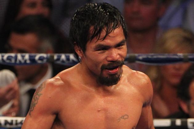 Manny Pacquiao: Reasons He Should Skip Marquez and Wait for Mayweather