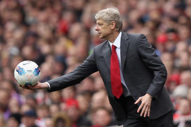 Arsenal FC: Complete Guide for the 2012-13 Premier League Season
