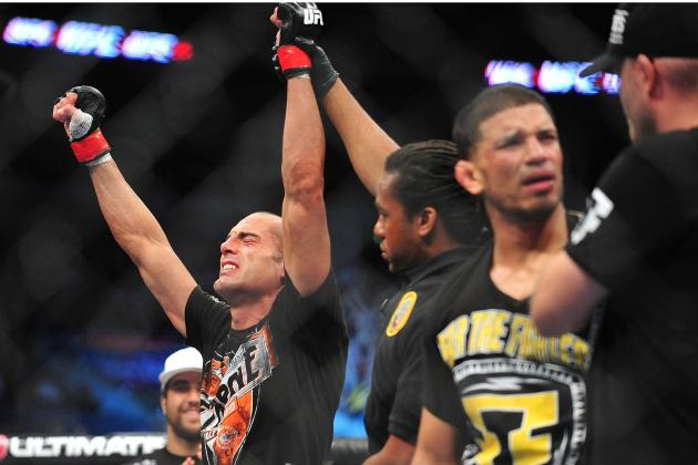 UFC on Fox 4 Results: What's Next for the Winners and Losers