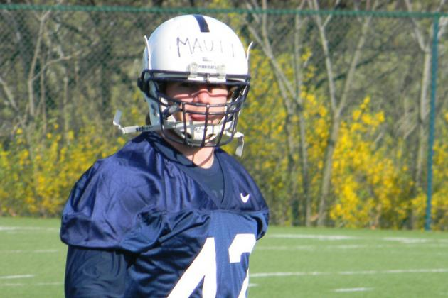 Penn State Football: What You Need to Know About Nittany Lions LB Mike Mauti