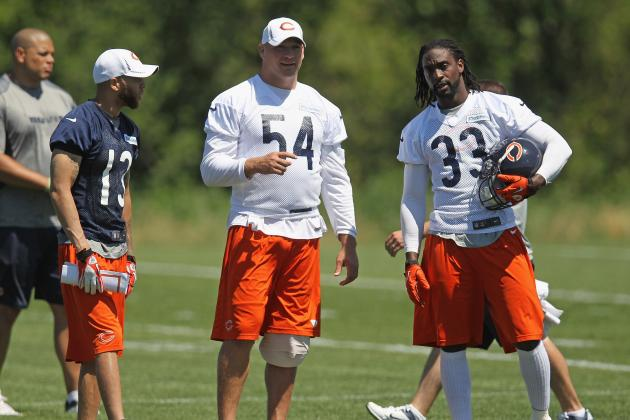 Chicago Bears: 7 Biggest Takeaways from the First Week of Camp